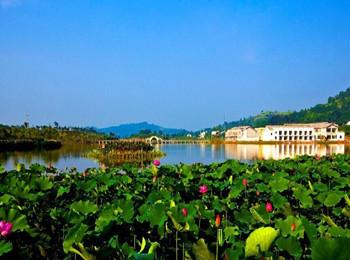 大足龙水湖、圣迹公园休闲踏青一乐虎国际娱乐app