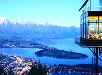 新西兰南北岛冰川10天锋味同款(深圳转机,华东联运,购物)