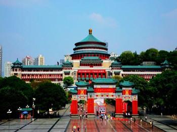 【团队】接站+市内两江游+重庆市内一棵树纯玩三乐虎国际娱乐app
