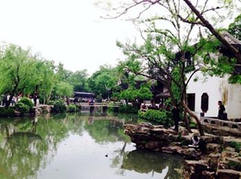 【5月20日起上海往返】纯玩江南·华五+四水乡+乌镇双飞6乐虎国际娱乐app